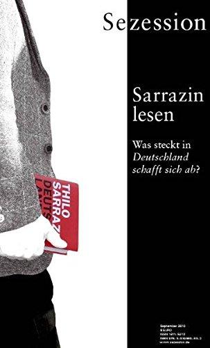 9783939869832: Sarrazin lesen