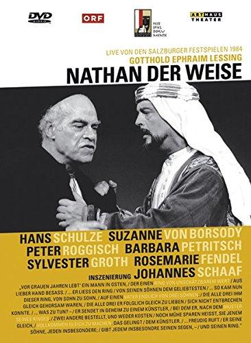 9783939873433: Nathan der Weise, 1 DVD