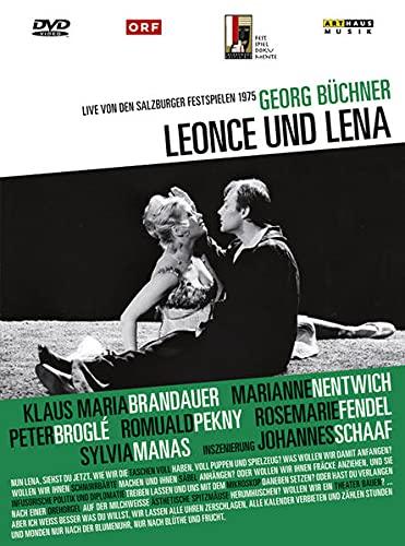 9783939873518: Leonce und Lena (1975) [Alemania] [DVD]