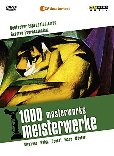 9783939873808: 1000 Masterworks:German..