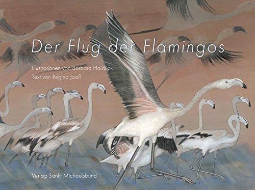 9783939905028: Der Flug der Flamingos