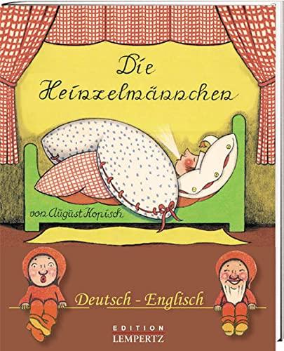9783939908777: Die Heinzelm�nnchen Deutsch / Englisch