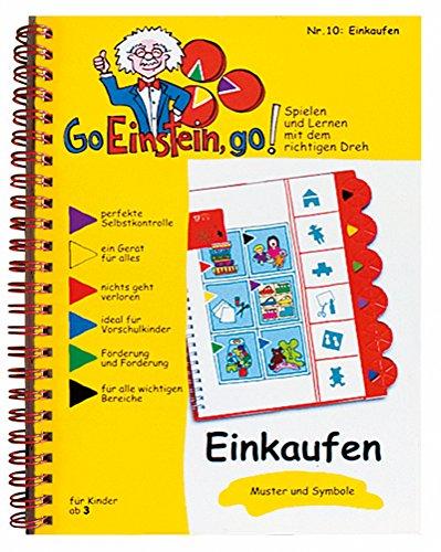 9783939916109: Go, Einstein, go! 10: Übungsbuch: Einkaufen