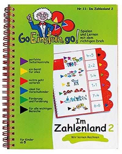 9783939916116: Go, Einstein, go! 11: �bungsbuch: Im Zahlenland 2