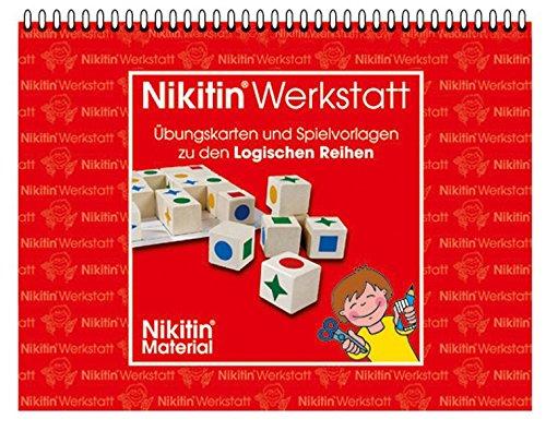9783939916420: Das Nikitin Material: N8 Logische Reihen: Werkstatt �bungskarten und Spielvorlage