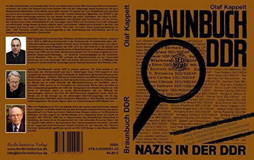 Braunbuch DDR - Nazis in der DDR: Olaf Kappelt