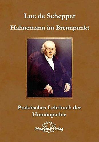 Hahnemann im Brennpunkt: Luc de Schepper
