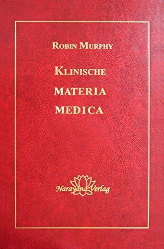 Klinische Materia Medica: Robin Murphy