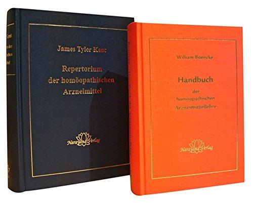 Handbuch der homöopathischen Arzneimittellehre; Repertorium der homöopathischen ...