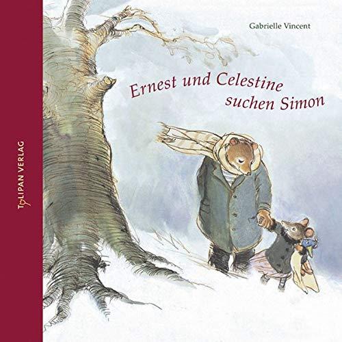 9783939944355: Ernest und Celestine suchen Simon