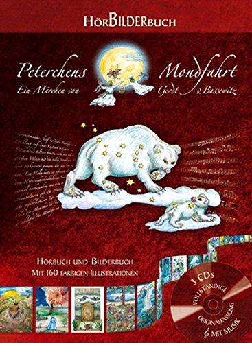 9783939947004: H�rBilderbuch Peterchens Mondfahrt, 3 Audio-CDs + Bilderbuch mit 160 farbigen Zeichnungen