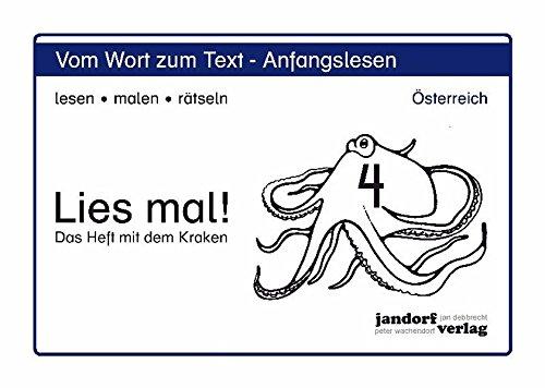 Lies mal! Heft 4 (Österreich): Vom Wort: Jan Debbrecht, Peter