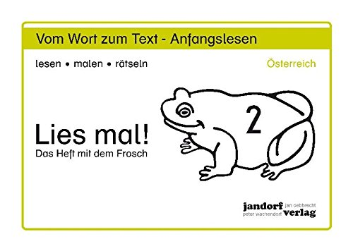 Lies mal! Heft 2 (Österreich): Vom Wort: Jan Debbrecht, Peter