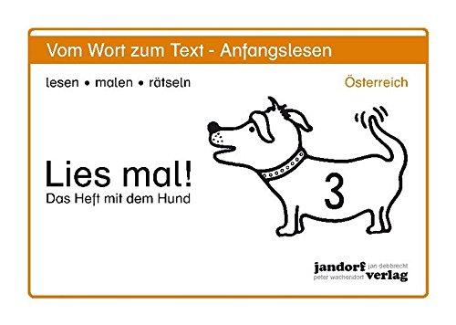 Lies mal! Heft 3 (Österreich): Vom Wort: Peter Wachendorf, Jan
