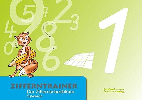 Zifferntrainer (Ausgabe Österreich): Der Ziffernschreibkurs: Thomas Auras, Jan
