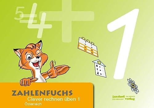 9783939965497: Zahlenfuchs 01 (Ausgabe Österreich)