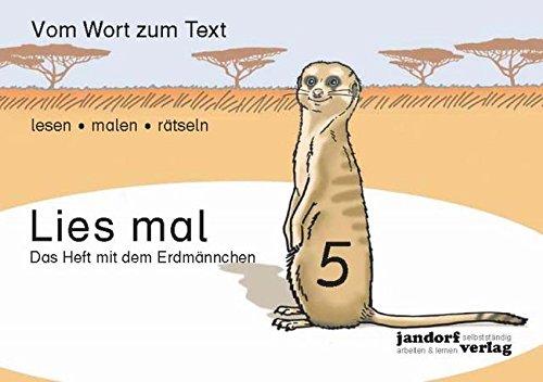 9783939965787: Lies mal 5 - Das Heft mit dem Erdmännchen