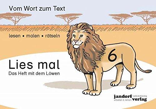 Lies mal 6 - Das Heft mit: Jan Debbrecht, Peter