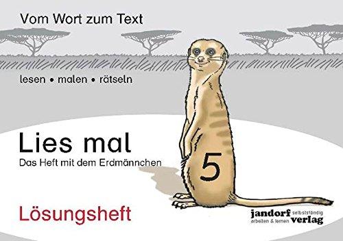 Lies mal 5 - Das Heft mit: Peter Wachendorf, Jan