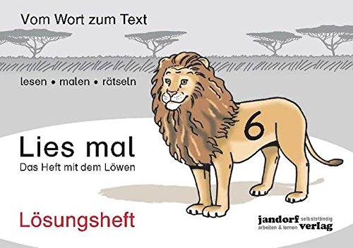 Lies mal 6 - Das Heft mit: Peter Wachendorf, Jan