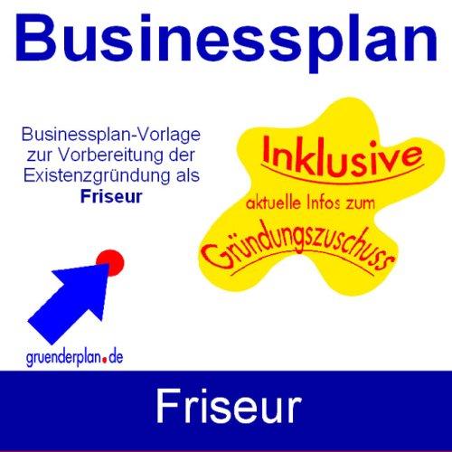 9783939999102: Businessplan Friseur