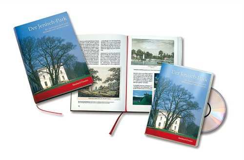 9783940020406: Der Jenisch-Park: Ein Spaziergang durch seine Geschichte und die Jahreszeiten