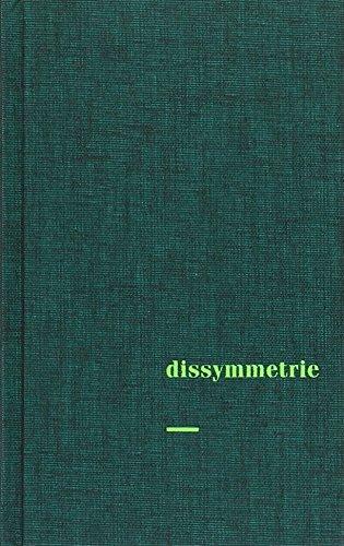 9783940048141: Dissymmetrie