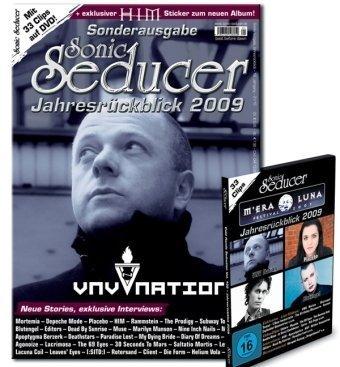 9783940065674: Sonic Seducer Jahresrückblick 2009: Mit exkl. HIM Sticker + Cold Hands DVD Vol. 102