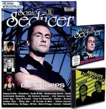 9783940065889: Sonic Seducer 11-10 mit exkl. 6-Track