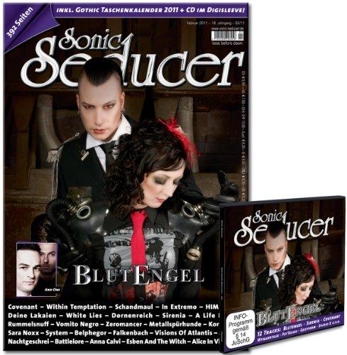 9783940065940: Sonic Seducer 02-11 inkl. Gothic Taschenkalender 2011 mit insgesamt 392 Seiten + Cold Hands CD im Digisleeve; Bands: Blutengel, Schandmaul, Covenant ... Taschenkalender 2011 + Cold Hands CD-Beilage