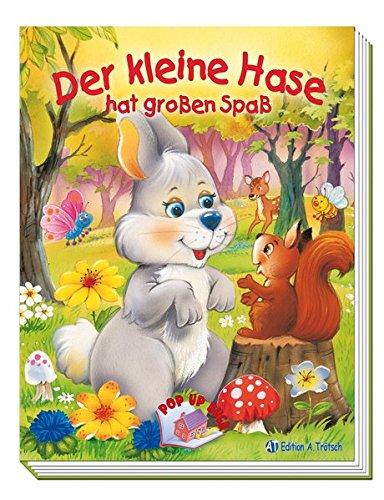 9783940067937: Pop-up-Buch Der kleine Hase