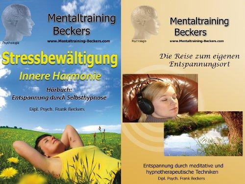 9783940088451: Bundle: Stressbew�ltigung & Die Reise zum eigenen Entspannungsort
