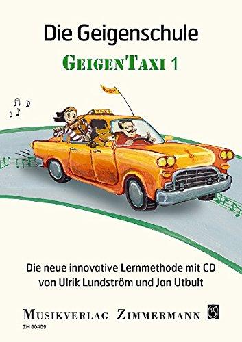 9783940105288: Die Geigenschule Geigentaxi 1: Geigentaxi