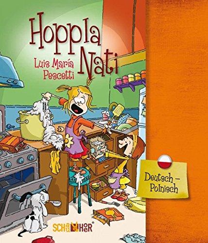 9783940106087: Hoppla Nati: Deutsch-Polnisch
