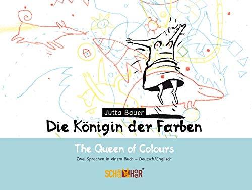 9783940106100: Die Königin der Farben - The Queen of Colours