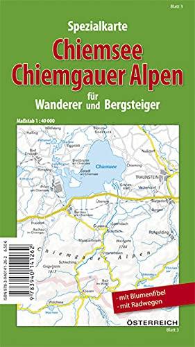 Chiemsee/Chiemgauer Alpen