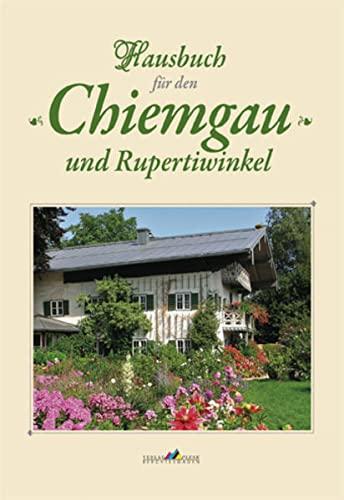 9783940141651: Hausbuch für den Chiemgau und Rupertiwinkl 03