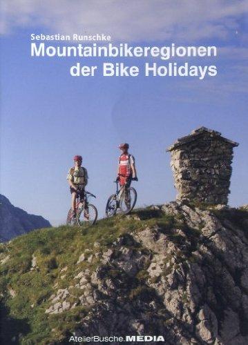 9783940145185: Mountainbikeregionen der Bike Holidays [Import allemand]