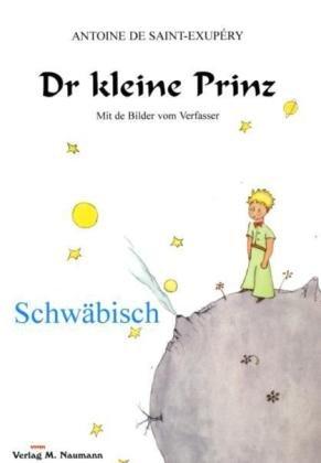 9783940168627: Dr kleine Prinz: Schwäbisch