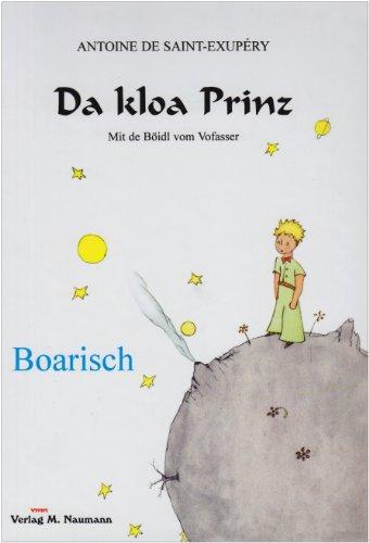 9783940168634: Da kloa Prinz: Boarisch