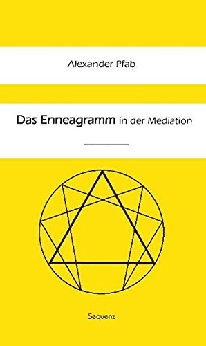 9783940190253: Das Enneagramm in der Mediation