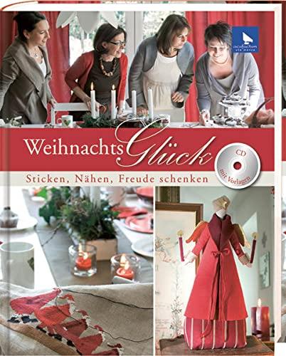 9783940193209: Weihnachtsglück, m. CD-ROM