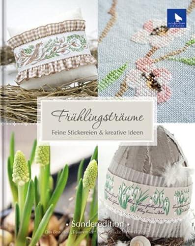 9783940193230: Frühlingsträume: Feine Stickereien & kreative Ideen  Sonderedition