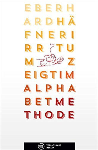 9783940249777: Irrtum zeigt im Alphabet Methode