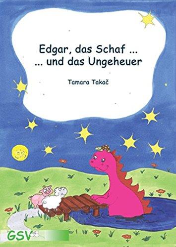 9783940253064: Edgar, das Schaf... und das Ungeheuer (Livre en allemand)
