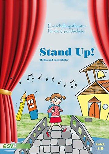 9783940253576: Stand up! Einschulungstheater für die Grundschule inkl. CD