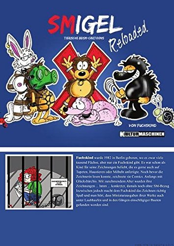9783940274137: SMIgel reloaded: Tierische BDSM-Cartoons