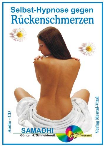 9783940290502: Selbst-Hypnose gegen Rückenschmerzen