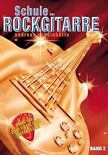 9783940297877: Schule der Rockgitarre Band 2 (Livre en allemand)