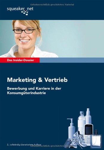 9783940345141: Das Insider-Dossier: Marketing und Vertrieb